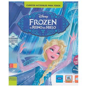 Frozen. El reino del hielo. Cuento con pictogramas