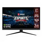 Monitor gaming MSI Optix G273QF 27'' QHD 165 Hz