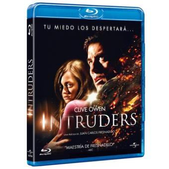 Intruders - Blu-Ray