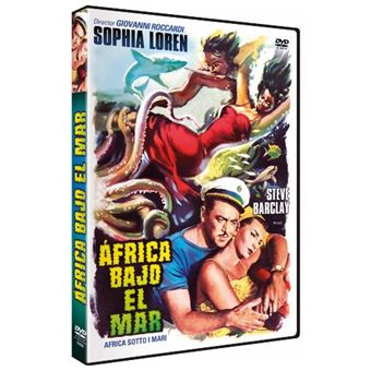 África bajo el mar - DVD