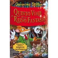 Geronimo Stilton. Quinto viaje al Reino de la Fantasía