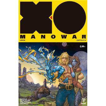 X-O Manowar 26 Grapa