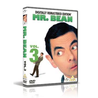 Mr. Bean (Volumen 3) (V.O.S.) - DVD