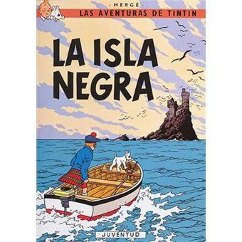 Las aventuras de Tintín 6. La isla negra