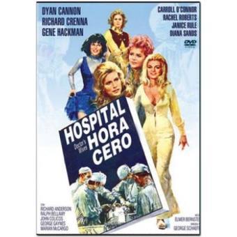 Hospital, hora cero - DVD