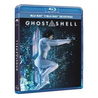 Ghost in the Shell - Blu-Ray + Blu-Ray Extras