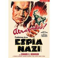 Confesiones de un espía nazi V.O.S. - DVD