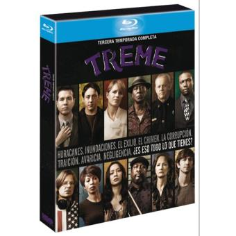 Treme - Temporada 3 - Blu-Ray