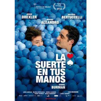 La Suerte en tus Manos - DVD