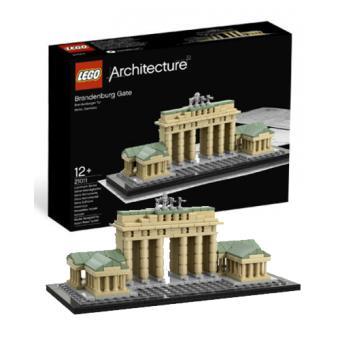 Lego Architecture Puerta de Branderburgo