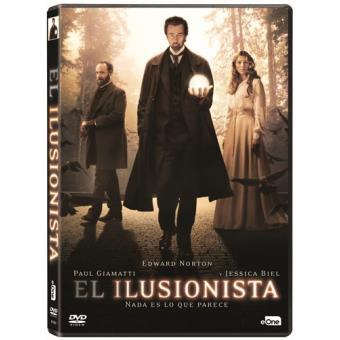 El ilusionista - DVD