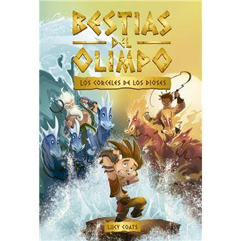 Bestias del Olimpo 3 - Los corceles de los dioses