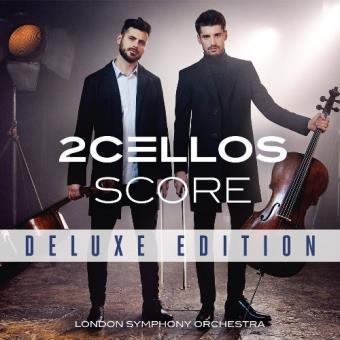 2Cellos: Score (Ed. Deluxe)