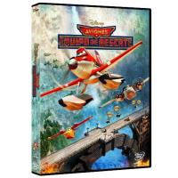 Aviones 2 Equipo de rescate - DVD
