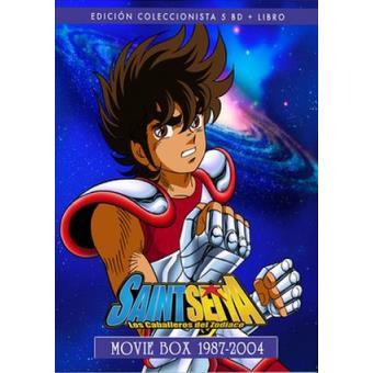 Pack Saint Seiya: Los Caballeros del Zodíaco - Blu-Ray