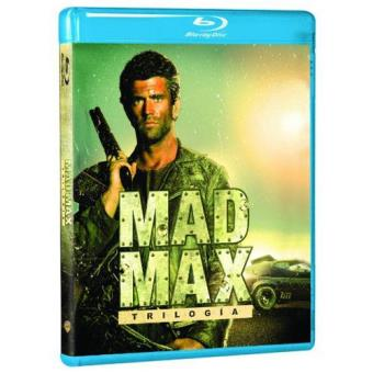 Pack: Mad Max 1+2+3 - Blu-Ray