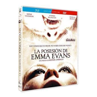 La posesión de Emma Evans - DVD + Blu-Ray