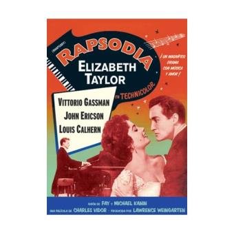 Rapsodia - DVD