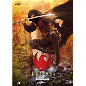 Águila RojaÁguila Roja  Temporada 5 - DVD