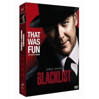 The Blacklist - 1ª y Temporada 2 - DVD