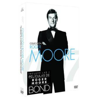Bond. Roger Moore Collection (DVD) - DVD