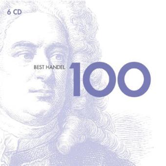 100 Best Handel - 6 CDs