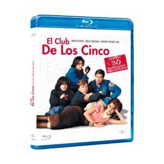 El club de los cinco - Blu-Ray