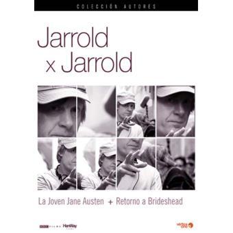Pack Jarrold x Jarrold: La joven Jane Austen + Retorno a Brideshead - DVD