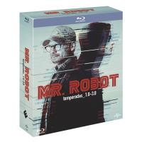 Mr. Robot  Temporada 1-3 - Blu-Ray