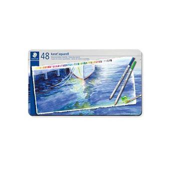Lápiz acuarelable profesional Staedtler 48 lápices