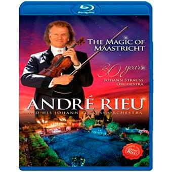 The Magic of Maastricht (Blu-Ray)