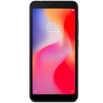 Xiaomi Redmi 6 5,45'' 32GB Negro