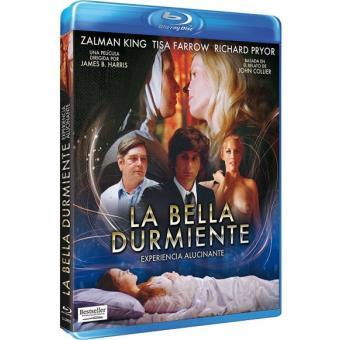 La bella durmiente. Experiencia alucinante - Blu-Ray