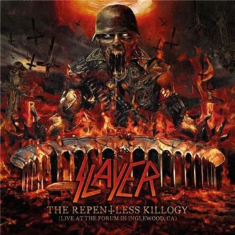 The Repentless Killogy - 2 Vinilos Color