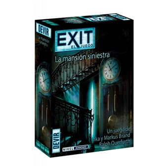 Exit - La mansión siniestra