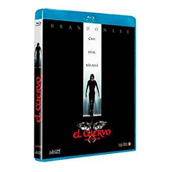 El cuervo - 1994 - Blu-Ray