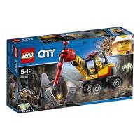 LEGO City - Martillo hidráulico de la mina