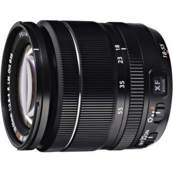 Objetivo Fujifilm XF-18-55mm f2.8/4 R LM OIS