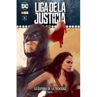 Liga de la Justicia: Coleccionable semanal núm. 06 La guerra de la Trinidad parte 1