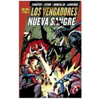 Los Vengadores 2 Nueva sangre