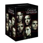 Crónicas vampíricas - Serie Completa  DVD