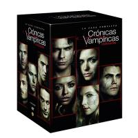 Crónicas vampíricas - La serie Completa - DVD