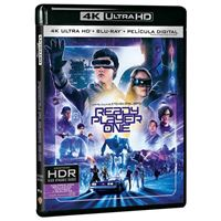 Ready Player One - UHD + Blu-Ray