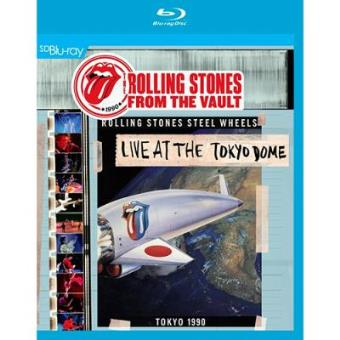 From The Vault: Live At The Tokyo Dome 1990 (Formato Blu-ray)