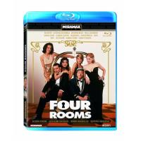 Four Rooms - Blu-Ray