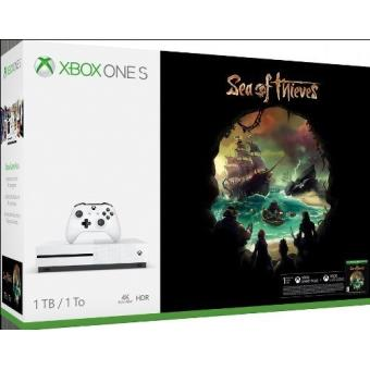 Consola Xbox One S 1TB  + Sea of Thieves