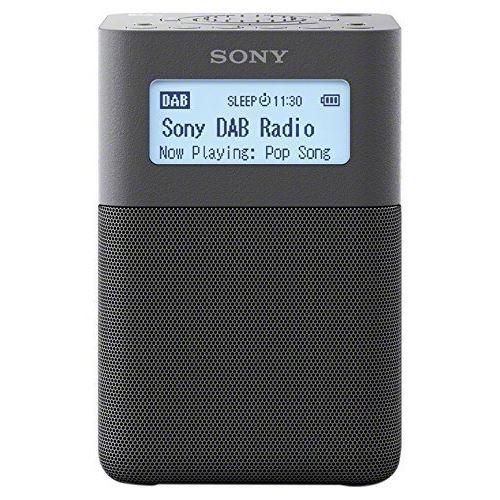 Despertador Sony XDR-V20DH Negro