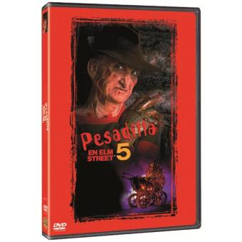 Pesadilla en Elm Street 5 - DVD