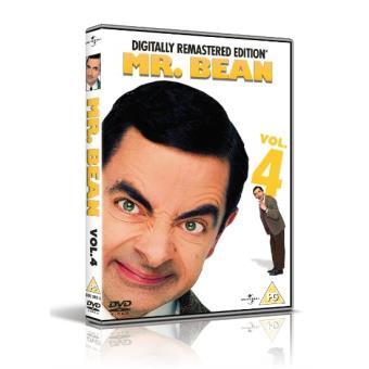 Mr. Bean (Volumen 4) (V.O.S.) - DVD