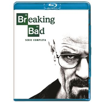 Pack Breaking Bad  Serie Completa - Blu-Ray